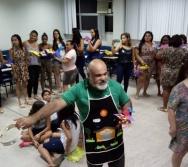 OFICINA : CANTAR , COLORI E CONTAR - BRINCANDO COM AS HISTÓRIAS - REDE DOCTUM - CURSO DE PEDAG