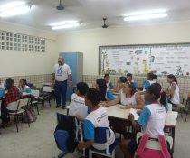 PROJETO CUIDA DE MIM - ENFRENTAMENTO AO BULLYING - 3º MÓDULO - UMEF DARCY RIBEIRO - VILA VELHA