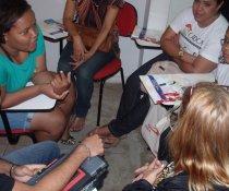 CURSO DE APRIMORAMENTO PARA EDUCADORES SOCIAIS - CDI : TEMA: BULLYING