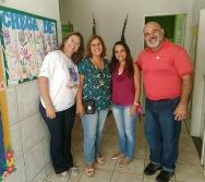 SENSIBILIZAÇÃO DOS PROFESSORES - PROJETO CUIDA DE MIM - ANTI-BULLYING
