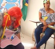 CURSO CONTANDO HISTÓRIAS COLORINDO VIDAS - ASPECTOS TERAPÊUTICOS -TURMA 1