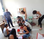CURSO CONTANDO HISTÓRIAS COLORINDO VIDAS - RESGATE DA LUDICIDADE ATRAVÉS DAS HISTÓRIAS -TURMA3