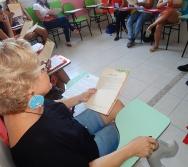 CURSO CONTANDO HISTÓRIAS COLORINDO VIDAS - TÉCNICAS PARA CONTAR HISTÓRIAS I -TURMA 4