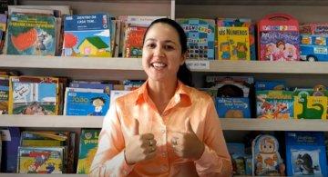 Porque contar histórias para crianças - por Crislaine Schmitz