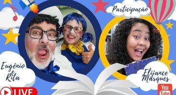 Histórias Coloridas na Vila: projeto literário para ciclo de alfabetização em ação!